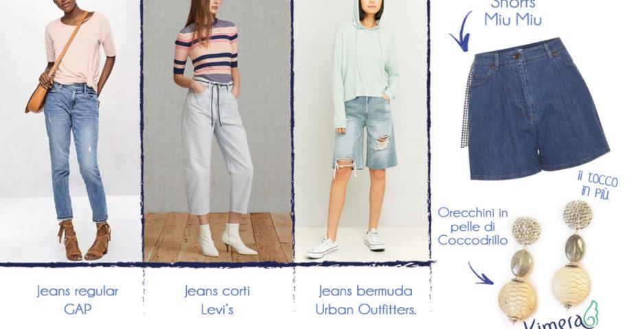 Jeans trendy: ecco i modelli della Primavera Estate 2017