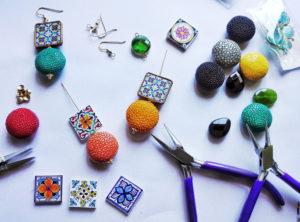 Laboratorio Kimera bijoux, i gioielli prendono forma