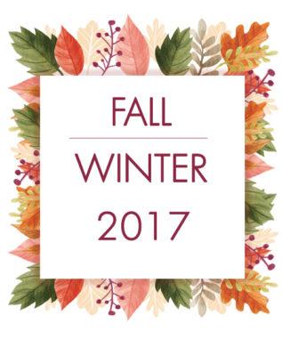 Collezione Fall - Winter 2017/2018