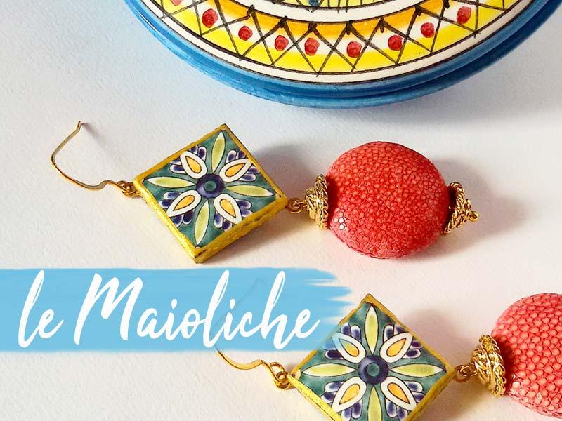 Maioliche kimera bijoux